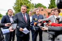 Županija – veliko gradilište, župan obišao radove u Maruševcu, Cestici i Peščenici Viničkoj, načelnici izrazito zadovoljni suradnjom s Županijom