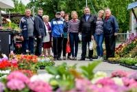 Reformisti obišli  'Tržnicu cvijeća i domaćih proizvoda' u Ludbregu