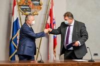 Ministarstvo prostornoga uređenja dodijelilo Varaždinskoj županiji novu računalnu opremu za izdavanje e-dozvola