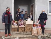 Reformisti Općine Trnovec Batrolovečki darivali obitelj Pajtak